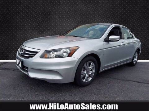 2012 Honda Accord for sale at BuyFromAndy.com at Hi Lo Auto Sales in Frederick MD