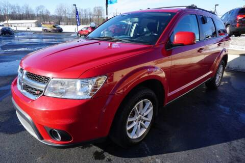 2015 Dodge Journey for sale at MyEzAutoBroker.com in Mount Vernon OH