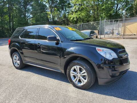 2015 Chevrolet Equinox for sale at Import Plus Auto Sales in Norcross GA