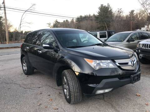 2007 Acura MDX for sale at Royal Crest Motors in Haverhill MA