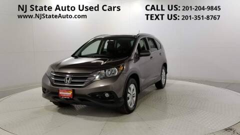 2013 Honda CR-V for sale at NJ State Auto Auction in Jersey City NJ