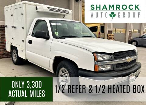 2005 Chevrolet Silverado 1500 for sale at Shamrock Group LLC #1 in Pleasant Grove UT
