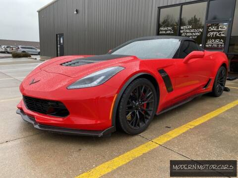 2016 Chevrolet Corvette for sale at Modern Motorcars in Nixa MO