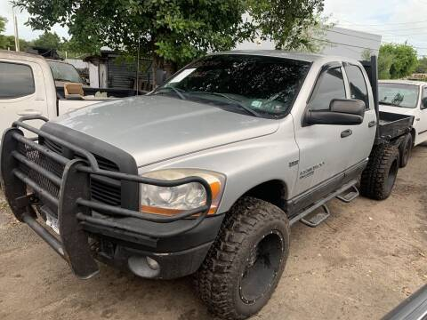 2006 Dodge Ram Pickup 1500 for sale at Quality Motors Truck Center in Miami FL