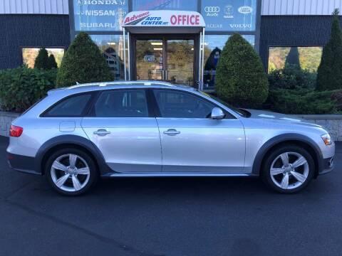 2013 Audi Allroad for sale at Advance Auto Center in Rockland MA