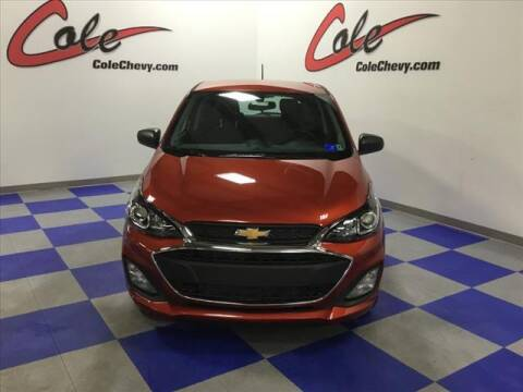 2021 Chevrolet Spark for sale at Cole Chevy Pre-Owned in Bluefield WV