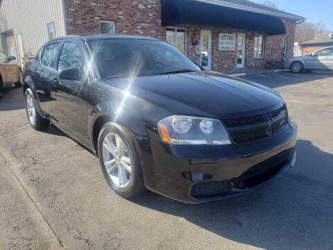2014 Dodge Avenger for sale at Auto Choice in Belton MO