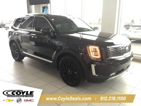 2020 Kia Telluride for sale at COYLE GM - COYLE NISSAN in Clarksville IN