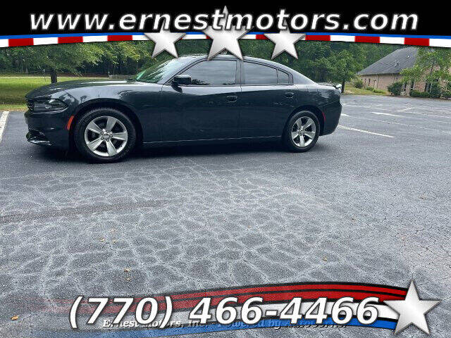 2018 Dodge Charger for sale in Loganville, GA