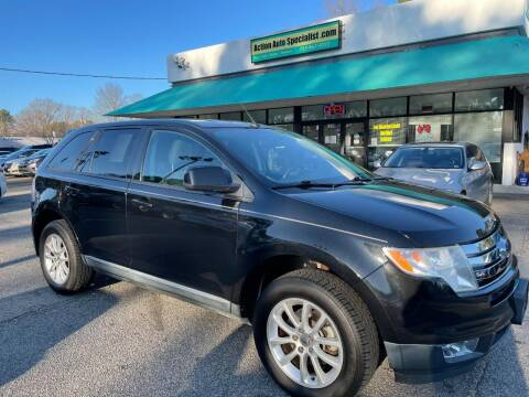 2010 Ford Edge for sale at Action Auto Specialist in Norfolk VA