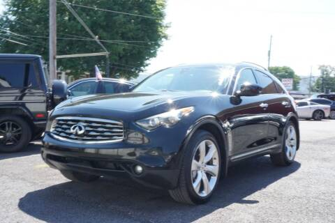 2010 Infiniti FX50 for sale at HD Auto Sales Corp. in Reading PA