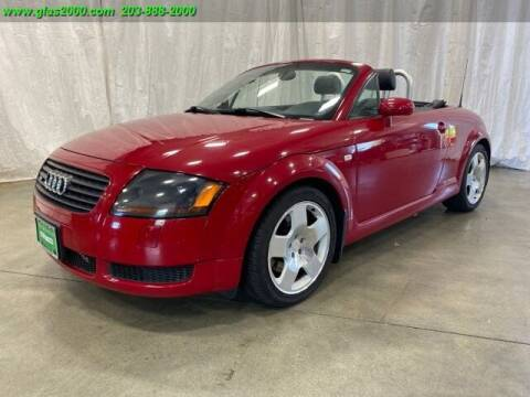 2001 Audi TT for sale at Green Light Auto Sales LLC in Bethany CT