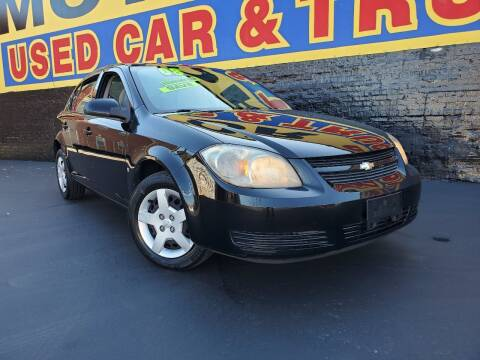 2008 Chevrolet Cobalt for sale at B & R Motor Sales in Chicago IL