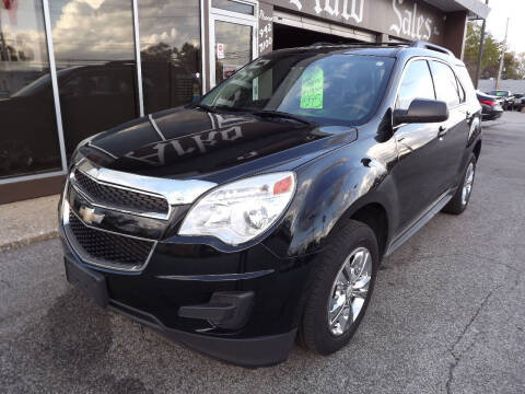 2014 Chevrolet Equinox for sale at Arko Auto Sales in Eastlake OH