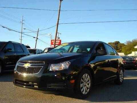 2011 Chevrolet Cruze for sale at A & A IMPORTS OF TN in Madison TN