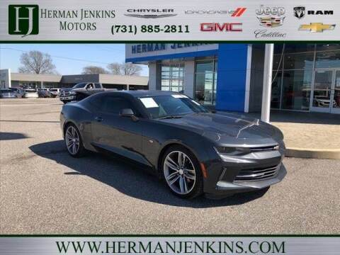 2017 Chevrolet Camaro for sale at Herman Jenkins Used Cars in Union City TN