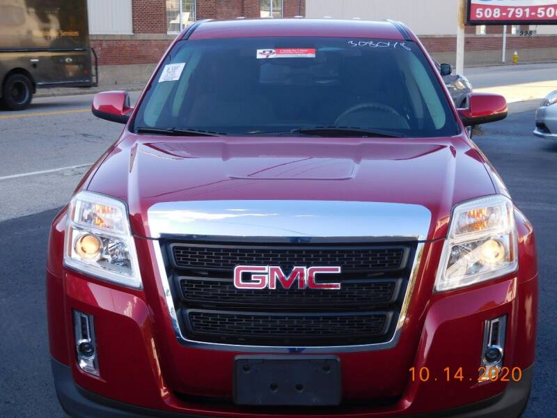 2015 GMC Terrain for sale at Southbridge Street Auto Sales in Worcester MA