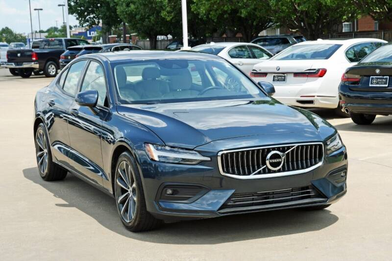 2021 Volvo S60 for sale at Silver Star Motorcars in Dallas TX