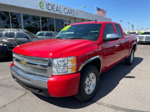 2011 Chevrolet Silverado 1500 for sale at Ideal Cars East Mesa in Mesa AZ