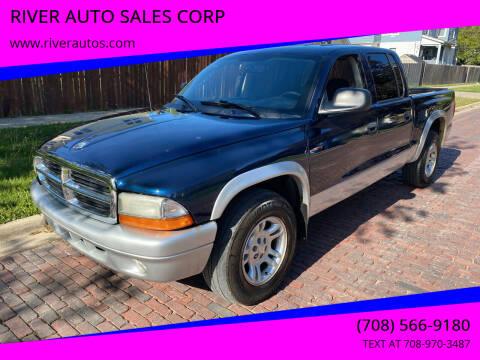 2003 Dodge Dakota for sale at RIVER AUTO SALES CORP in Maywood IL