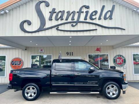 2014 Chevrolet Silverado 1500 for sale at Stanfield Auto Sales in Greenfield IN