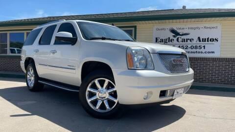 2011 GMC Yukon for sale at Eagle Care Autos in Mcpherson KS