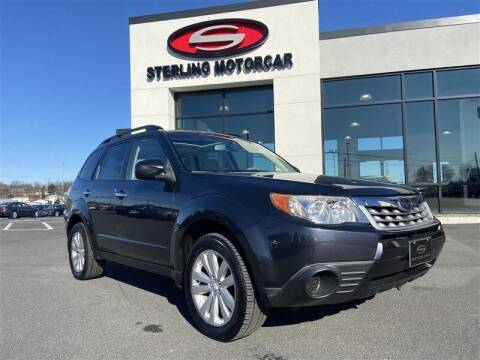 2012 Subaru Forester for sale at Sterling Motorcar in Ephrata PA