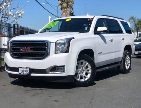 2016 GMC Yukon for sale at LUGO AUTO GROUP in Sacramento CA