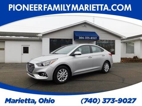 2019 Hyundai Accent for sale at Pioneer Family auto in Marietta OH