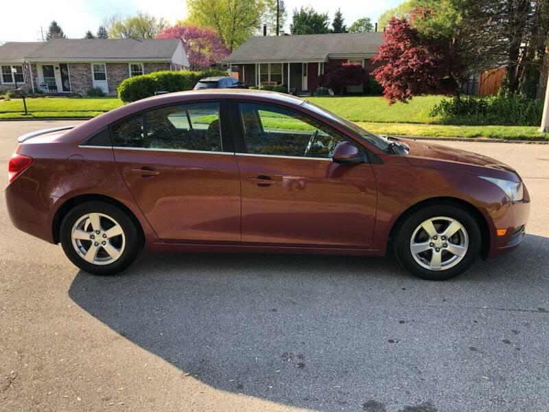 2013 Chevrolet Cruze for sale at Lexington Auto Store in Lexington KY