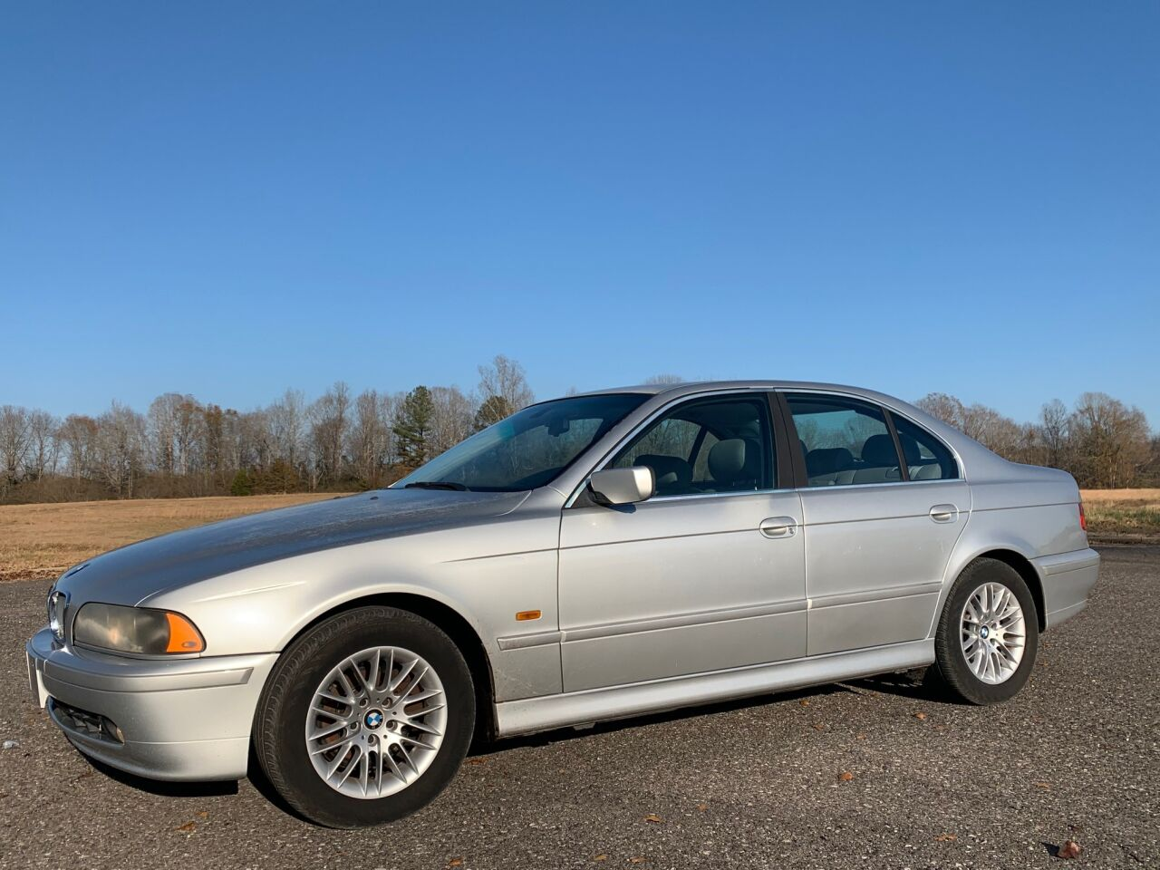 Used 2003 Bmw 5 Series For Sale Carsforsale Com