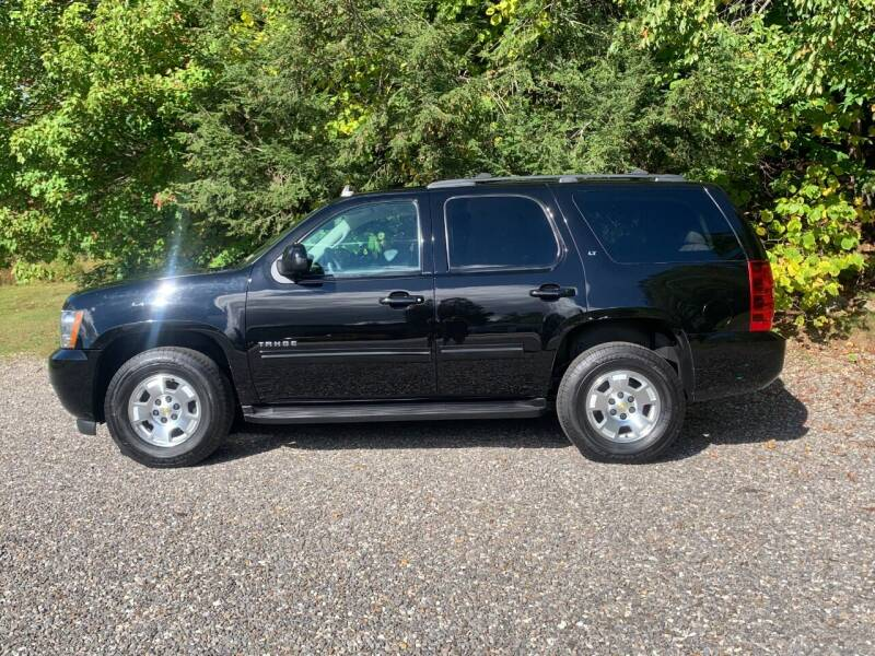2013 Chevrolet Tahoe for sale at Top Notch Auto & Truck Sales in Gilmanton NH