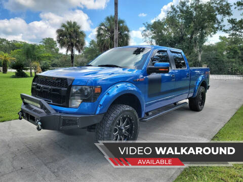 2013 Ford F-150 for sale at Lake Helen Auto in Orange City FL