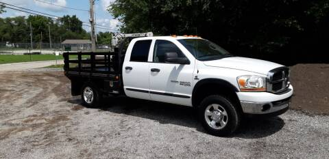 2006 Dodge Ram Pickup 3500 for sale at Rustys Auto Sales - Rusty's Auto Sales in Platte City MO