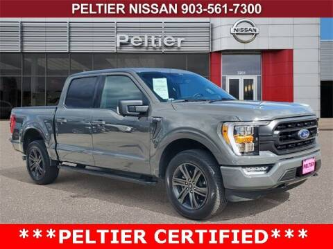2021 Ford F-150 for sale at TEX TYLER Autos Cars Trucks SUV Sales in Tyler TX