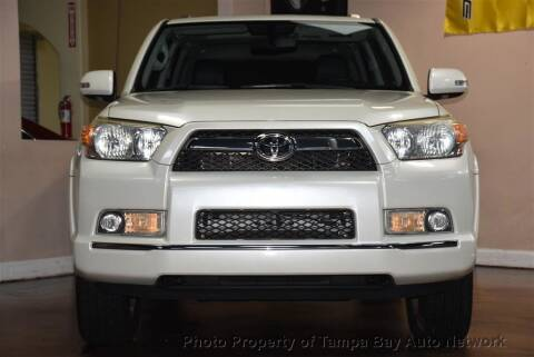 2013 Toyota 4Runner for sale at Tampa Bay AutoNetwork in Tampa FL