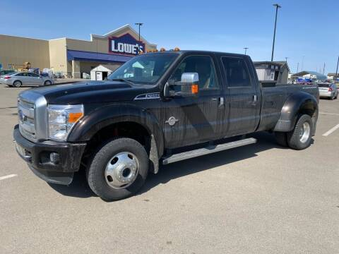 2013 Ford F-450 Super Duty for sale at Truck Buyers in Magrath AB
