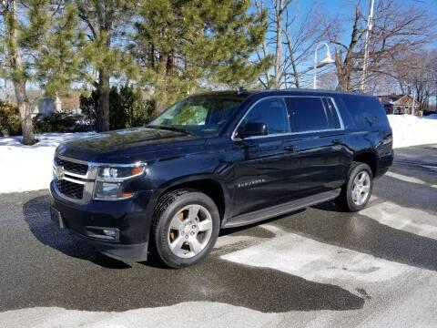 2015 Chevrolet Suburban for sale at Plum Auto Works Inc in Newburyport MA
