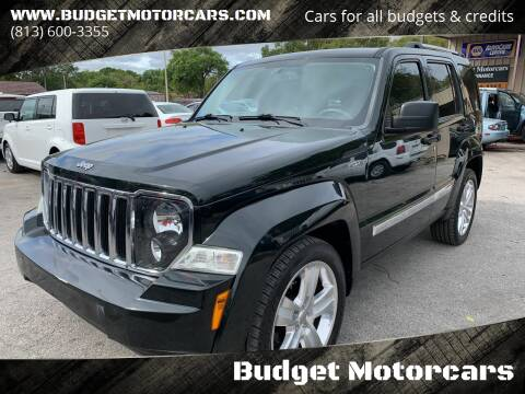 2012 Jeep Liberty for sale at Budget Motorcars in Tampa FL