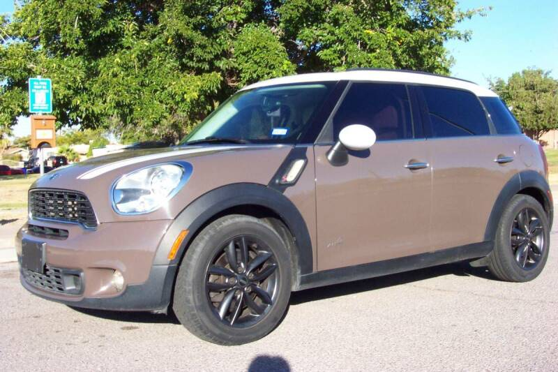 2011 MINI Cooper Countryman for sale at Park N Sell Express in Las Cruces NM