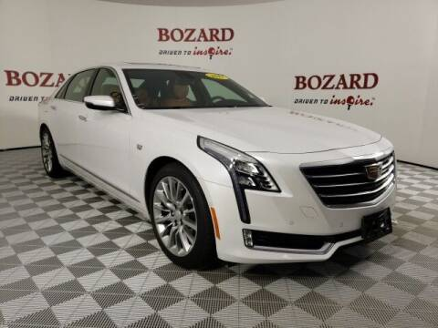 2017 Cadillac CT6 for sale at BOZARD FORD in Saint Augustine FL
