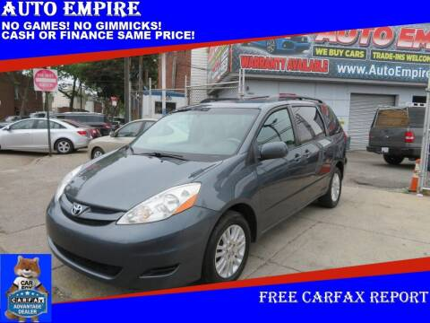 2010 Toyota Sienna for sale at Auto Empire in Brooklyn NY