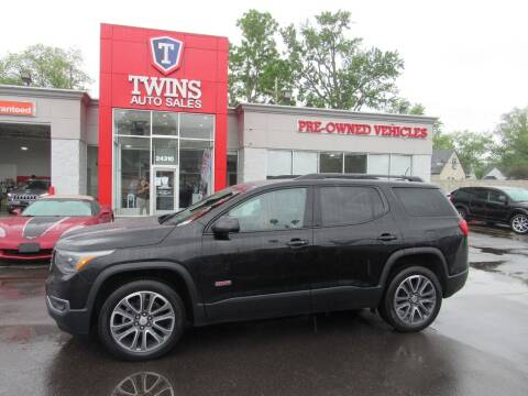 2017 GMC Acadia for sale at Twins Auto Sales Inc in Detroit MI