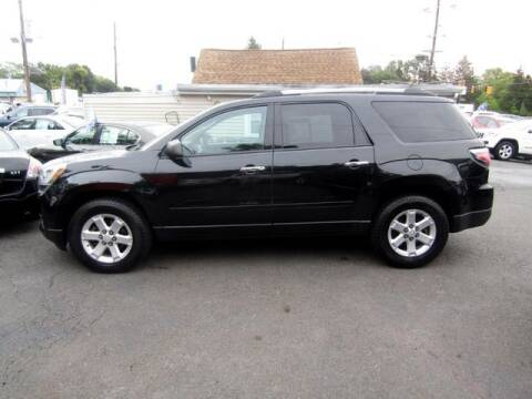 2013 GMC Acadia for sale at American Auto Group Now in Maple Shade NJ