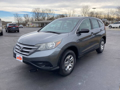 2013 Honda CR-V for sale at McCully's Automotive - Trucks & SUV's in Benton KY