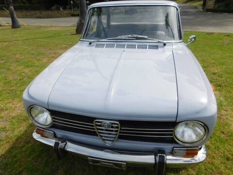 1969 Alfa Romeo Giulia for sale at Milpas Motors in Santa Barbara CA