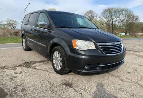 2011 Chrysler Town and Country for sale at InstaCar LLC in Independence MO