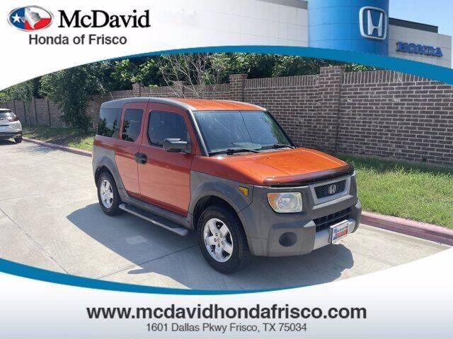 2005 Honda Element for sale in Irving, TX