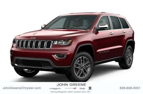 2020 Jeep Grand Cherokee for sale at John Greene Chrysler Dodge Jeep Ram in Morganton NC