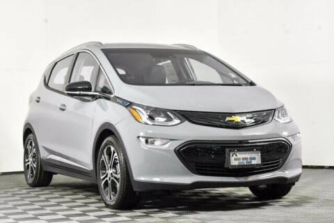 2020 Chevrolet Bolt EV for sale at Washington Auto Credit in Puyallup WA